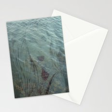 Lake Lady // Double Exposed Stationery Cards