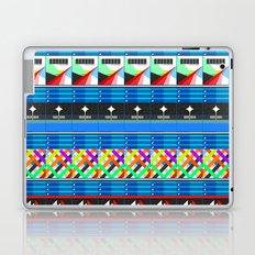 NEX GEN BLUE Laptop & iPad Skin