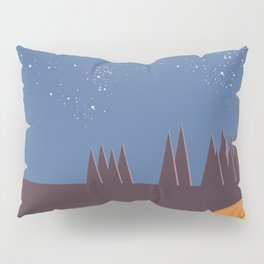 Camping under the Stars Pillow Sham
