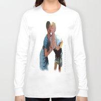 monster inc Long Sleeve T-shirts featuring Xdressers Inc. by Shadoe Leibelt