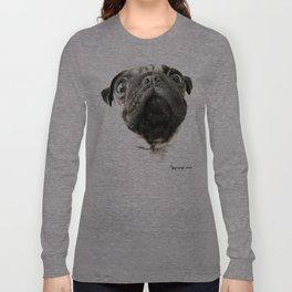 Pugography Long Sleeve T-shirt