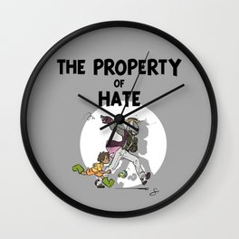TPoH: Great Snakes! (Coloured) Wall Clock