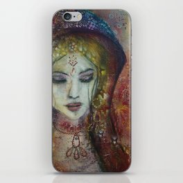 Woman of the Universe iPhone Skin