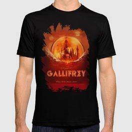 Travel to Gallifrey! T-shirt