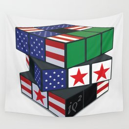 The U.S. Has No Dog In The Fight In Syria Wall Tapestry