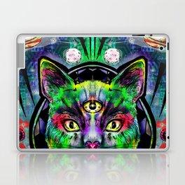 Kitteh Laptop & iPad Skin