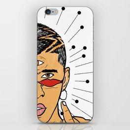 Perreo iPhone Skin