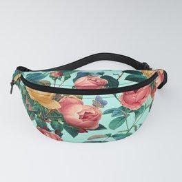 Spring-Summer Botanical Pattern II Fanny Pack