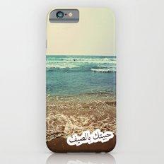 Beirut Beach iPhone 6s Slim Case