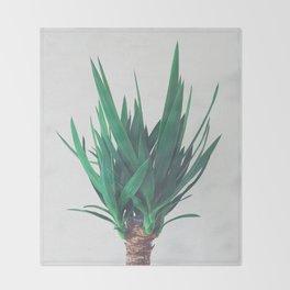 Yucca Throw Blanket