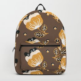 flores abstract1 Backpack