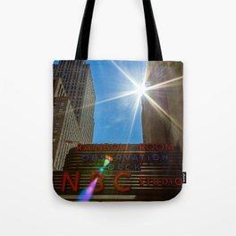 Rainbow Room Tote Bag
