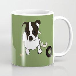 It's A Wynderful Dog Life Coffee Mug