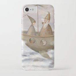 A Mystical Voyage iPhone Case