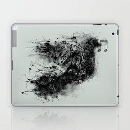 THE LONELY BIRD SONG Laptop & iPad Skin