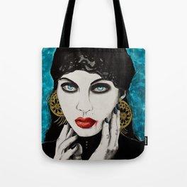 Vampir Tote Bag