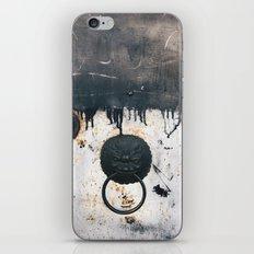 knock iPhone & iPod Skin