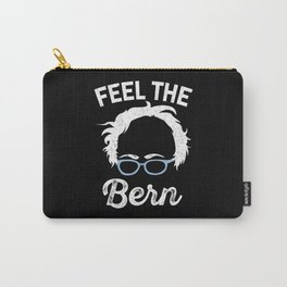 Feel The Bern Carry-All Pouch