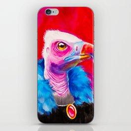 Victorian Vulture iPhone Skin