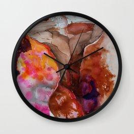 ADONIS'S RUINS Wall Clock