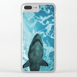 Shark Photography | Deep Sea | Ocean Art | Wildlife | Nature | Fish Clear iPhone Case
