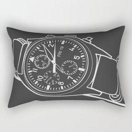 Andrey Watch Rectangular Pillow
