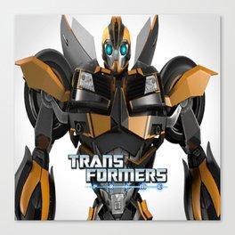 Transformers Prime Canvas Print