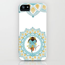 Agni iPhone Case