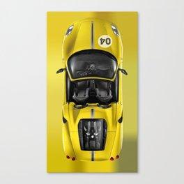 Super Car 04 Canvas Print
