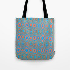 Color patches Tote Bag