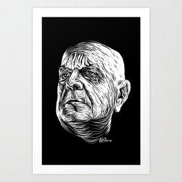 Sibelius Art Print