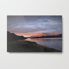 Landscape Photography by Eric Carlson Metal Print