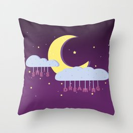 EXO | She's Dreaming Throw Pillow