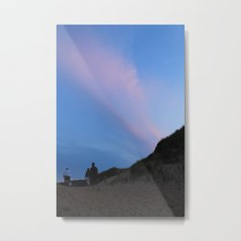 Longnook Sunset Metal Print