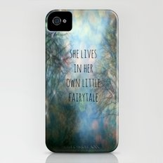 Her Own Fairytale iPhone (4, 4s) Slim Case