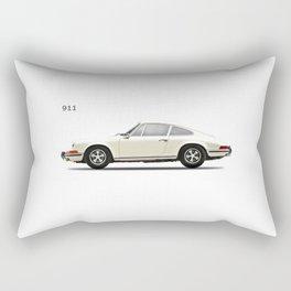 Porsche 911 1968 Rectangular Pillow
