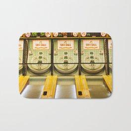 Skee Ball Bath Mat