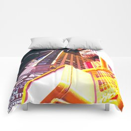 Bright Lights Comforters