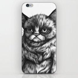 Tard the Grumpy Cat iPhone Skin