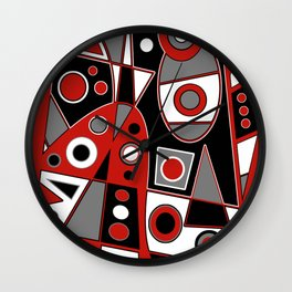 Abstract #968 Wall Clock