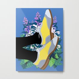 Welcome to the Shoe Show #8 Metal Print