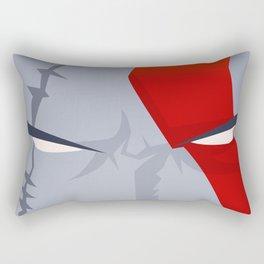 Vector Kratos Rectangular Pillow