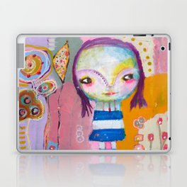 Magic Garden Laptop & iPad Skin