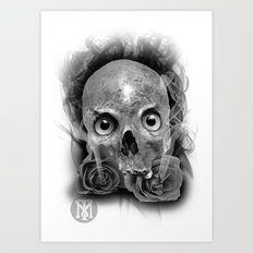 owleyes Art Print