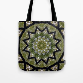 12 Point Maple Tote Bag