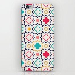 Cute Eastern Pattern iPhone Skin