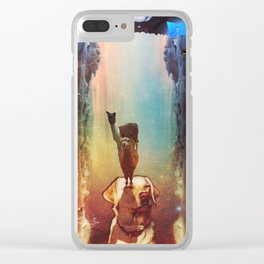Skyboxe Clear iPhone Case
