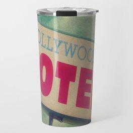 The Hollywood No-Tell Motel Travel Mug