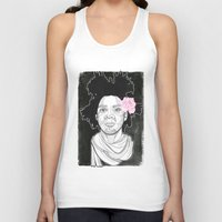 basquiat Tank Tops featuring Basquiat by DonCarlos
