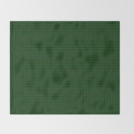 MacLean Tartan Throw Blanket